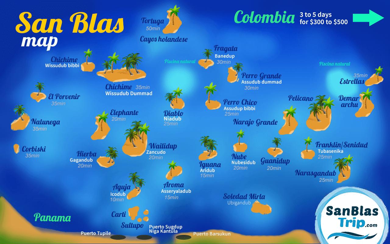 received 10211410463269527 - Circuits en Bateau entre la Colombie, le Panama, les iles San Blas